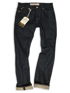TALL MENS 36 INSEAM RAW DENIM JEANS - (RELAXED FIT) S 1ST ST from Williamsburg $45.15 (save $83.85)