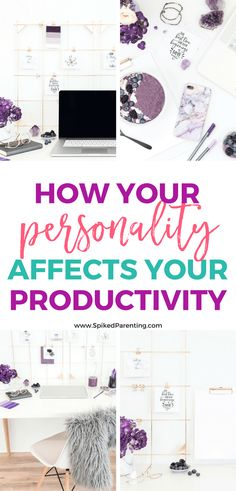 Time management is essential for success. Learn how your personality type affects your productivity and what you can do to be the boss of your time!