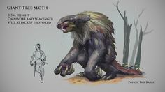 ArtStation - Mean Critters, Neil Richards
