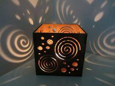 Spiral lantern