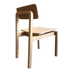 Langdon Chair by Chris Hardy for Worthy    Own World  5 year structural  in stock or 12 week lead time