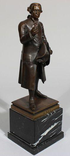 Königsberg Pr. Immanuel Kant, deutscher Philosoph, 1724 - 1804