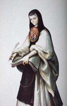 Día internacional de la mujer: sor Juana Inés, precursora de la nueva mujer (I) ~ Sor Juana, la décima musa