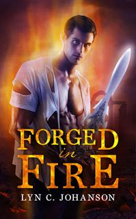 Forged in the Fire    Forged in the Fire  by Lyn Johanson  Book: Witch World #2  Publisher: Author  Pub Date: November 2016  Genre: Young Adult  Format: eARC  Source: Author  Book Links:GoodreadsAmazon   AN EXQUISITE PUNISHER LIVING ON BORROWED TIME Desiree ruled a domain swarming with the worst sinners ever to walk on Earth until her dual nature became too dangerous for the Demon Council to ignore. Now banished she finds herself intrigued by an enigma she encountersa decent soul in the land…