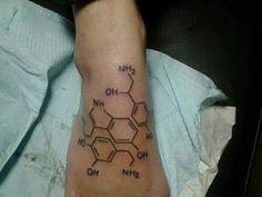 Love Tattoo Dopamine Serotonin Norepinephrine