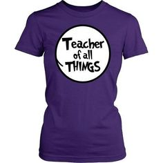Teacher - Of All Things #daycaretruths