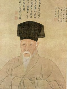Portrait de Shen Zhou