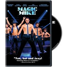 Magic Mike (DVD) (€3,78) found on Polyvore featuring movies and other