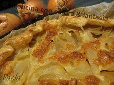 In Cucina Con Amore & Fantasia: Torta salata con cipolle