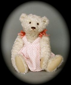 """Millie 16"""" made by Jane Humme for Teddy Bears of Witney"""