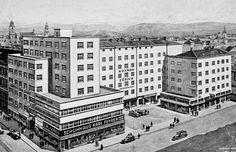Winkler Bau 1932