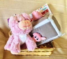 PIGGY FUN Dog Gift Basket by HappyDogGoodies on Etsy