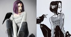 25 Gorgeous Cosplays That Brought Fanart To Life