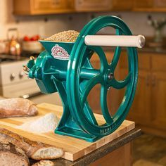 Shop our online store for a Diamant grain mill from Lehman's. This high performance cast iron grain mill from Diamant will not disappoint. Off The Grid, Homestead Survival, Survival Tips, Survival Skills, Survival Fishing, Homestead Farm, Homestead Living, Survival Food, Tyni House