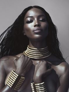 stormtrooperfashion:  Naomi Campbell by Mert & Marcus for Interview Magazine, September 2014   Follow me at http://jaiking.tumblr.com/ You'll be glad you did.