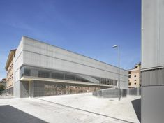 Gallery of Barceló Market, Library and Sports Hall / Nieto Sobejano Arquitectos - 3