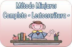 Método Minjares completo para la lectoescritura…