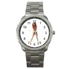 USA Girl Sport Metal Watch