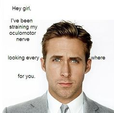 Neuroscience Ryan Gosling!