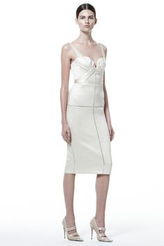 J. Mendel Pre-Fall 2013 Collection Slideshow on Style.com