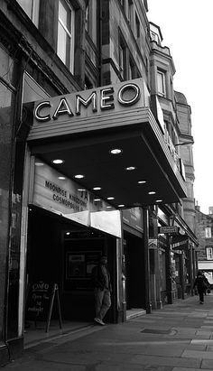 The Cameo Cinema. Blending a classic old world theme with the modern comforts one expects, this popular art house cinema screens the major art house films as soon as they surface. The Cameo is a licensed cinema which is an advantage for those who enjoy being able to watch a film while having a drink. The bar is open from 8.45am till late during the festival. The seats are comfy and it makes you wish that all the cinemas were still like this.