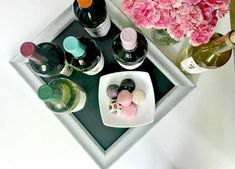 6 Ideas for GIrls' Night In  | This post is sponsored by Middle Sister Wines