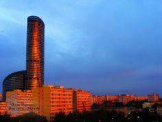 SKY Tower #Wrocław#Sky#Tower