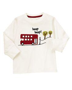 Beep Beep! London Bus Tee