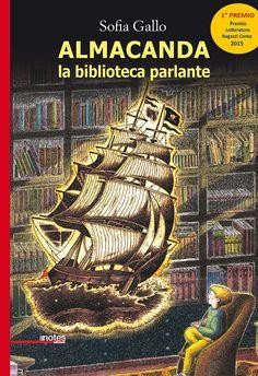 """""""Almacanda, la biblioteca parlante"""" di Sofia Gallo"""
