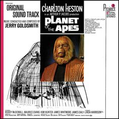 """""""Planet Of The Apes"""" (1968, Project 3).  Music from the soundtrack of the first movie in the series."""
