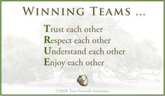 Motivational Team Building