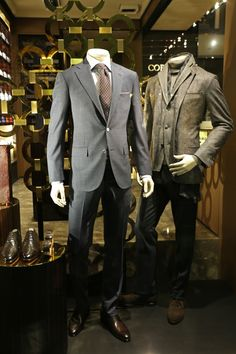 WindowsWear | Corneliani, Milan, June 2013