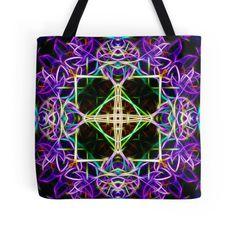 #Hippie #Mandala Art Tote #Bag