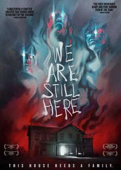 "We Are Still Here (2015) - not seen it myself yet, but it's been getting very good reviews and apparently it's a modern-day homage to Fulci's ""House By The Cemetery"". It also stars Barbara Crampton."