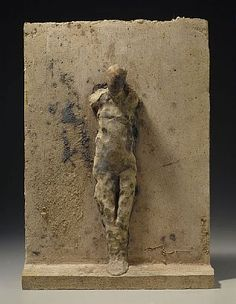 MANUEL NERI - 'MAHA - CERAMIC MAQUETTE II w/stand' - Robischon Gallery