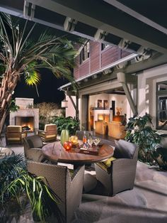 Tropical Exterior Design, Pictures, Remodel, Decor and Ideas
