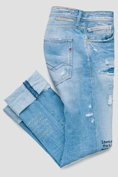 GROVER straight fit jeans
