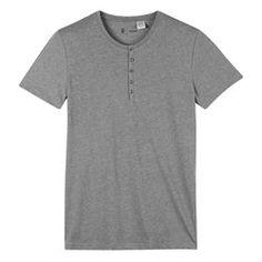 T-shirt tunisien à manches courtes coton bio