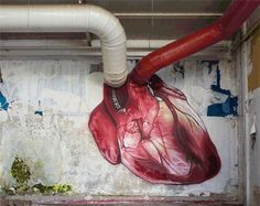 20 powerful pieces of street art that'll make your heart beat faster