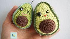 Canal crochet en Youtube ♥️ Amigurumi Tutorial, Knit Crochet, Knitting, Youtube, Pasta, Facebook, Instagram, Crochet Fruit, Dish Towels