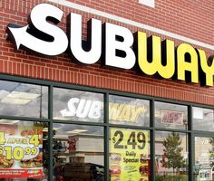 Subway restaurants exposed for using toxic ingredients As one of the largest fast food chains, Subway Restaurants is working effortlessl. High School Jobs, Fresh Delivery, Subway Sandwich, Sandwiches, Toxic Foods, Health Talk, Health Matters, Fast Food Chains, Sandwich Recipes