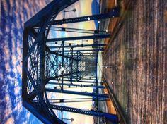 I love Chattanooga! Walnut street bridge