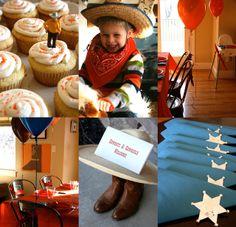 stephmodo: Turning Four: Cowboy Birthday Party Ideas