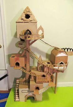 Rat castle