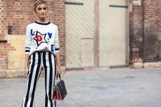 Hey, Sheila: Street Style from Australian Fashion Week  - HarpersBAZAAR.com