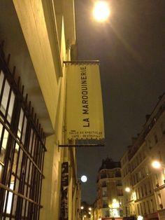 concerts / bar / restaurant - La Maroquinerie in Paris, Île-de-France