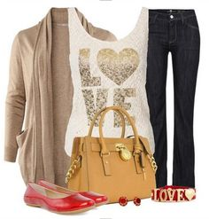 A Collection of Stylish Everyday Outfit Looks for Spring/Summer 2014 - Pretty Designs