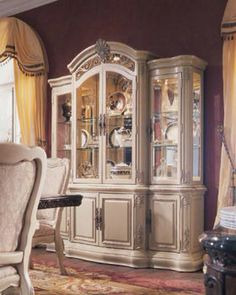 Thomasville Bella Sera (?) China Cabinet