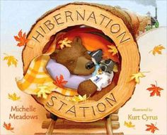 """Hibernation Station"" by Michelle Meadows"