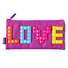 love pencil case